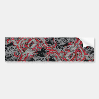 Year of the Dragon - Chinese Dragon Bumper Sticker