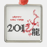 Year of the dragon, Chinese New Year 2012 ornament