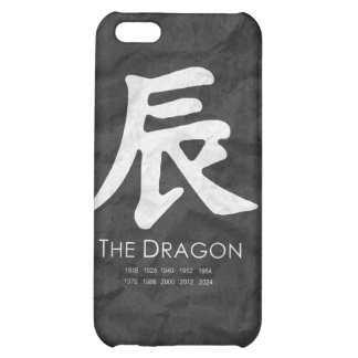 Year of the Dragon Cover For iPhone 5C