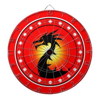Year of the Dragon Dart Board