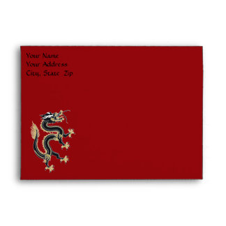 Year of the Dragon Envelope