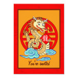 Year of the Dragon Invite