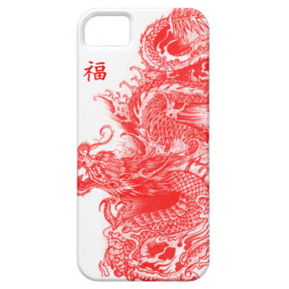 Year of The Dragon iPhone SE/5/5s Case