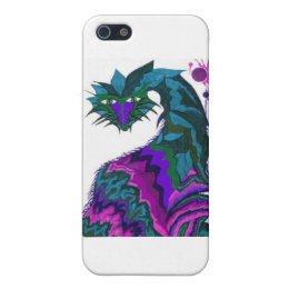 Year of the Dragon iPhone SE/5/5s Cover