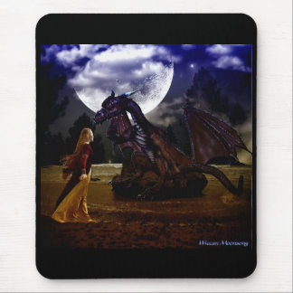 Year of the Dragon Mouse Pad