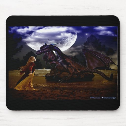 Year of the Dragon Mouse Pads