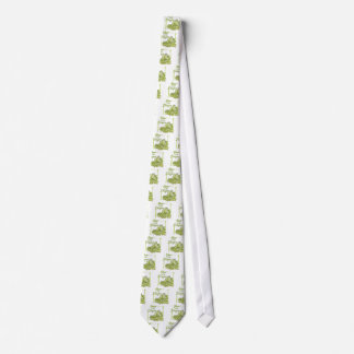 Year of the Dragon Neck Tie