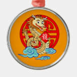 Year of the dragon ornaments