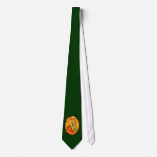 Year Of The Dragon Oval Ties