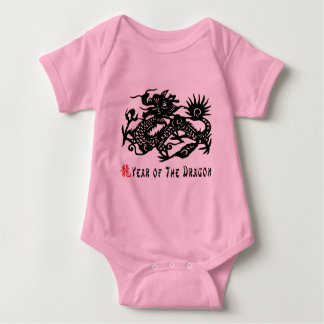Year of The Dragon Paper Cut T-Shirt