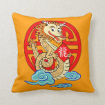 Year of the Dragon Pillow