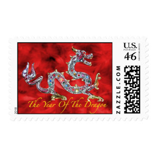 Year of the Dragon Postage Stamps