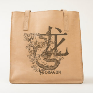 Year Of The Dragon Tote