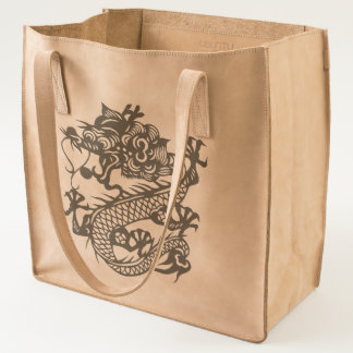"""Year Of The Dragon"" Tote"