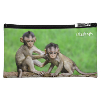 Year Of The Fire Monkey Cosmetic Bag