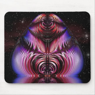 Year of the Fractal Mouse Pad