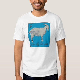 Year Of The Goat T Shirt