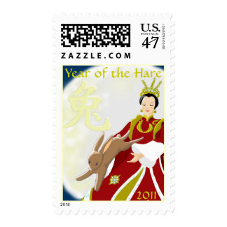 Year of the Hare, 2011 Postage