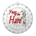Year Of The Hare 2 Dart Boards