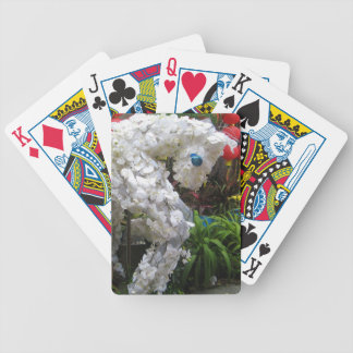 Year of the Horse | 春節馬 ... Chinese Flower Topiary Bicycle Playing Cards