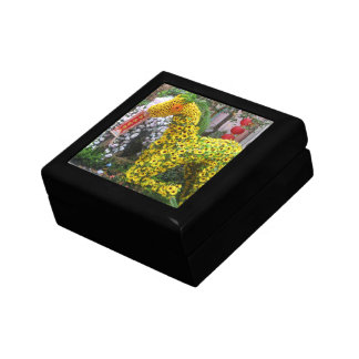 Year of the Horse | 春節馬 ... Chinese Flower Topiary Gift Box
