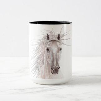 Year of the Horse 2014 Two-Tone Coffee Mug
