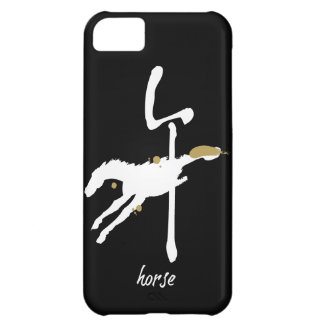 Year of the Horse - Chinese Zodiac iPhone 5C Cover