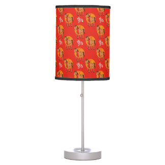 Year of the Horse Desk Lamp