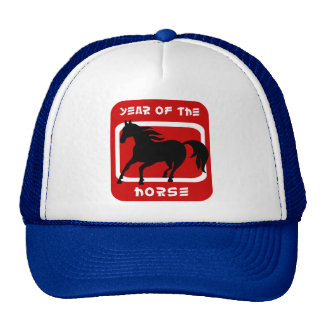 Year of The Horse Hats