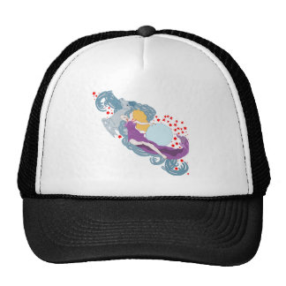Year of the Horse Mesh Hats