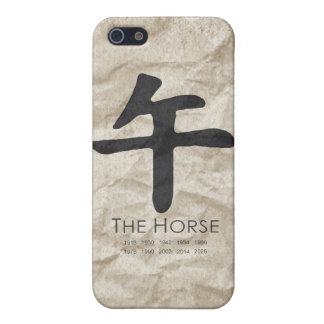 Year of the Horse iPhone 5 Case