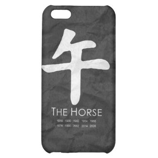 Year of the Horse iPhone 5C Cases