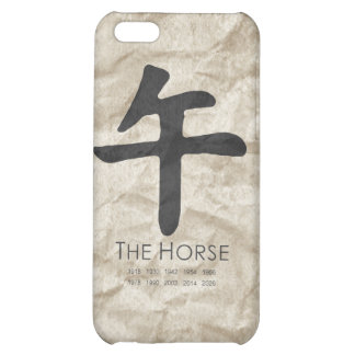Year of the Horse iPhone 5C Cover