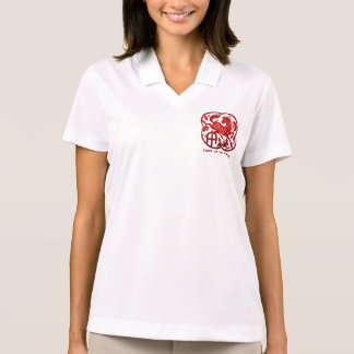 Year of The Horse Papercut Polo Shirt