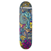 Year of the Horse Skateboard