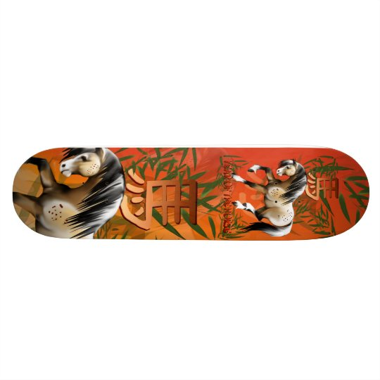 Year Of The Horse Skateboards