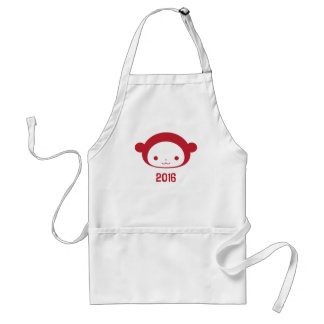 Year of the Monkey 2016 Apron