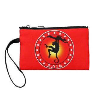 Year of the Monkey 2016 Coin Wallet