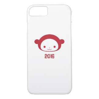Year of the Monkey 2016 iPhone 7 Case