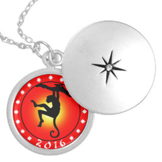 Year of the Monkey 2016 Necklaces