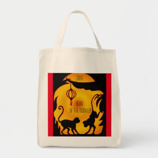 Year of the Monkey Bag