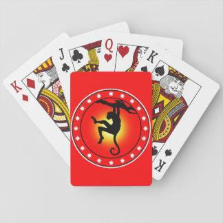 Year of The Monkey Card Decks