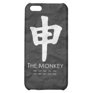 Year of the Monkey Case For iPhone 5C