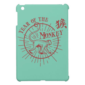 """Year of the Monkey"" Case For The iPad Mini"