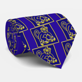 Year of the Monkey Neck Tie