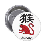 Year of the Monkey Pins