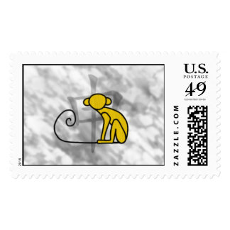 Year of the Monkey Postage