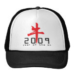 Year of The Ox 2009 Gifts Trucker Hat