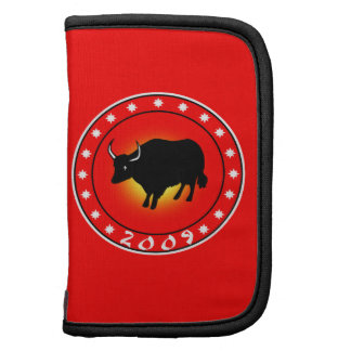 Year of the Ox 2009 Folio Planner