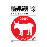 YEAR OF THE OX 2009 POSTAGE